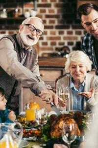 Thanksgiving Foods For Healthy Eyes